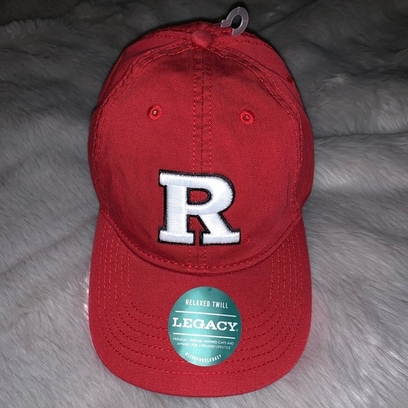 huge selection of 8b3f6 5d427 NWT Rutgers University Baseball Cap